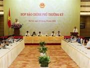 越南政府9月份例行新闻发布会解答社会舆论关心的许多问题
