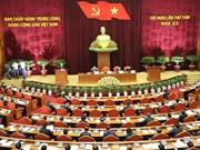 越南共产党第十二届中央委员会第八次全体会议在河内隆重开幕