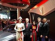 VinFast两款汽车正式亮相2018年巴黎车展