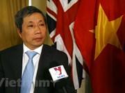 越南驻英国大使陈玉安:越英两国关系正处在最好的发展阶段