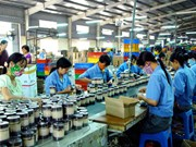 2018年越南国内生产总值增速有望突破6.7%目标