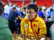 国象奥赛:越南男队击败加拿大男队