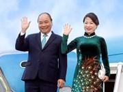 政府总理阮春福将偕夫人将出席日本与湄公河流域国家峰会并访问日本