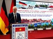 德国统一日28周年纪念见面会在胡志明市举行