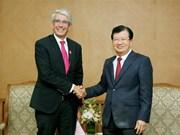 法国是越南在欧洲最重要的经济伙伴