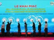 越南技术供需对接与演示活动在芹苴市举行