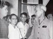 杜梅总书记——胡志明主席当之无愧的学生