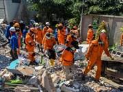 印尼地震和海啸:印尼总统佐科·维多多再赴灾区视察