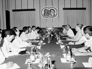 原越共中央总书记杜梅的外交烙印