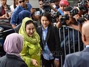 马来西亚前总理纳吉布夫人被指控洗钱