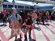 印尼地震海啸:帕卢机场即将正常营业