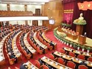 越共十二届八中全会:全力推动改革创新 实现经济可持续发展