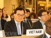 越南为第35届法语国家组织部长级会议做出积极贡献