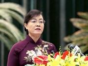 第九届胡志明市人民议会第十次会议通过许多重要内容