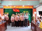 平顺省婆罗门教占族喜迎2018年卡特节