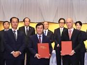 越捷与日本三菱UFJ公司签署购置飞机财务协议