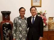 越南驻印尼大使范荣光:越南重视全球多边体制