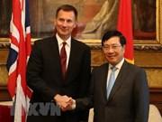 越南英国联合声明