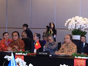 越南政府总理阮春福出席东盟领导人会晤