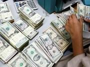 11日越盾兑美元汇率略有下调  人民币汇率小幅波动
