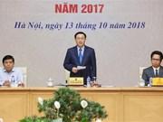 越南首次公布企业发展水平评估指标体系