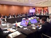 各国努力按期完成RCEP谈判