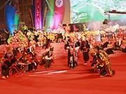 第二届广宁省东北地区民族体育文化周助于推介东北地区风土人情