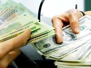 10月16日越盾兑美元汇率略增  英镑汇率下降