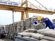 今年前9个月水泥和孰料出口额达近9亿美元