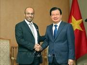 越南鼓励阿联酋企业扩大投资规模
