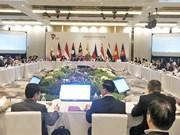第33届东盟峰会联合协调会议在新加坡举行