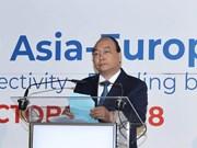 政府总理阮春福出席第十六届亚欧工商论坛并发表重要讲话