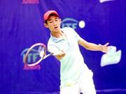 2018年世界超级青少年网球锦标赛:阮文方晋级男双1/4决赛