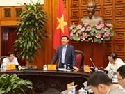 王廷惠副总理:胡志明市应大力推进国有企业股份制转化进程