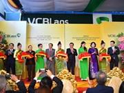 越南外商银行首次在海外市场开设分行
