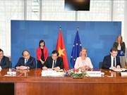 越南与欧盟签署《森林执法、治理与贸易的自愿伙伴关系协定》