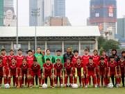 2019年亚洲U19女足锦标赛预选赛E组比赛在越南举行