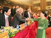 国会主席阮氏金银:北宁省力争成为全国工业发展的典范