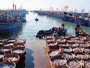 承天顺化省努力发挥水产品养殖和海产品捕捞的优势
