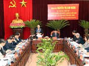 国会主席阮氏金银:外资企业的成功就是越南的成功