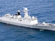 东盟与中国首次在东海举行联合军演
