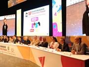 越南参加在墨西哥举行的第18届学前教育国际研讨会