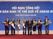 阮春福总理:有效开展WEF ASEAN 2018的成果 服务于国家发展事业