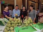 山罗省加大无公害安全农产品出口