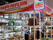 越南企业参加2018年香港礼品及赠品展览会