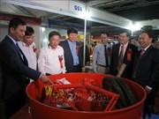 2018年安沛省-西北地区工业和手工艺品展销会在安沛省举行