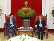 越南与罗马尼亚努力提升双边贸易额