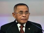印度尼西亚与印度推进国防工业合作