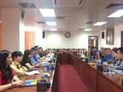 越南劳动总联合会与白俄罗斯化工、矿产和石油工业工会分享工会工作经验