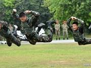 中国、马来西亚、泰国首次举行联合军事演习